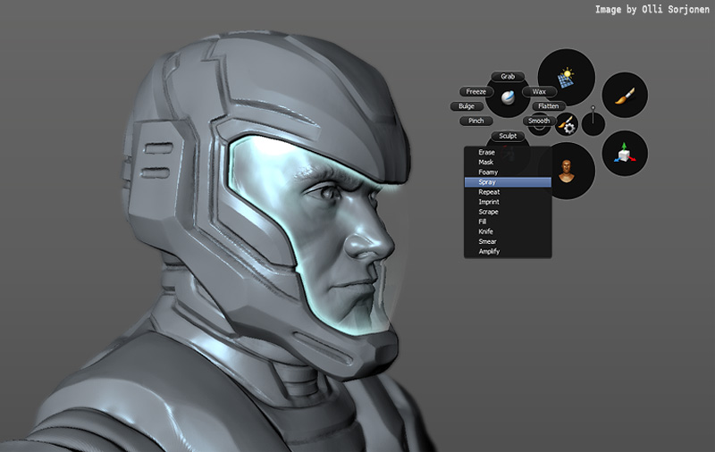 Mudbox 2012 review - Page 4 of 4 - CGPress
