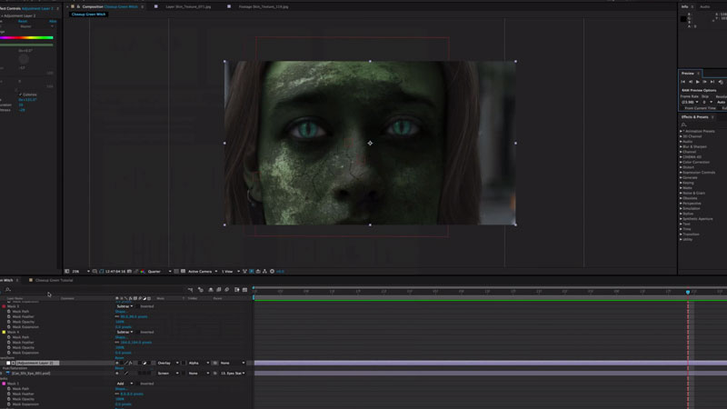 how to create visual effects in videos
