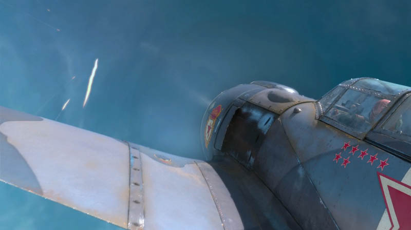 War Thunder: Victory is Ours trailer breakdowns - CGPress