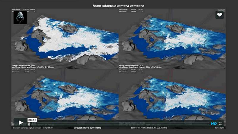 Bifrost new features tests - CGPress