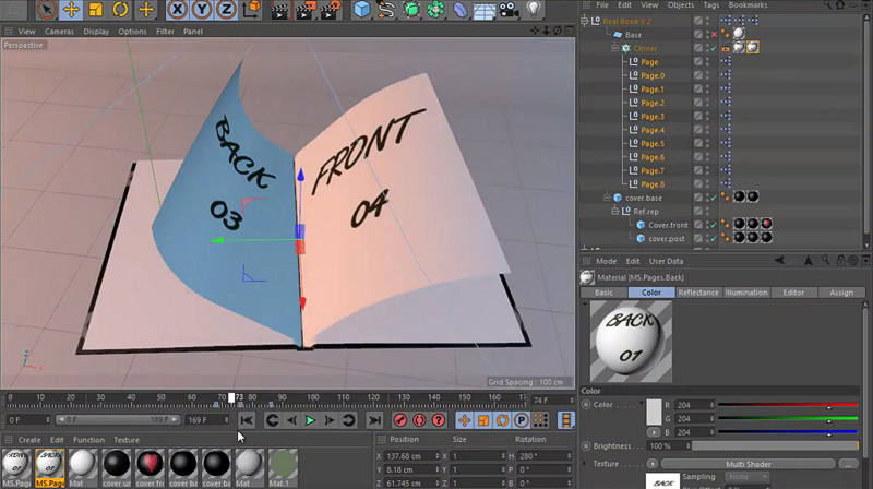 real book cinema 4d free download