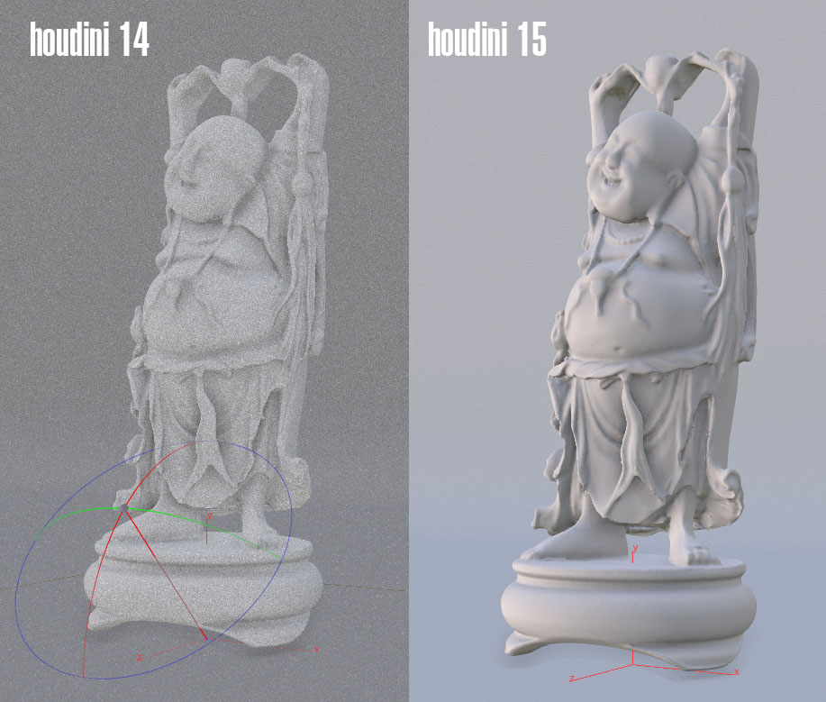 Houdini 15 review - CGPress