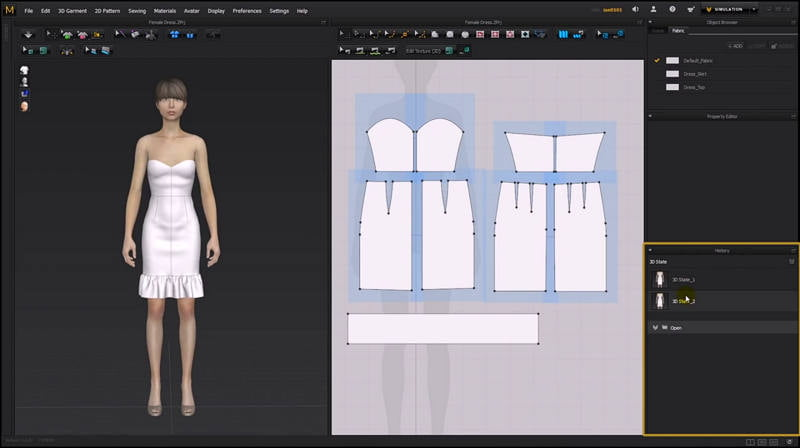 Marvelous Designer 5.5 Announced Public Beta Available - CGPress - CGPress