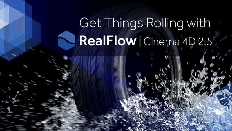 RealFlow for Cinema 4D version 2 5 announced - CGPress