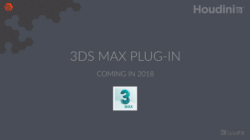 Houdini Engine plugin for 3DS Max preview - CGPress