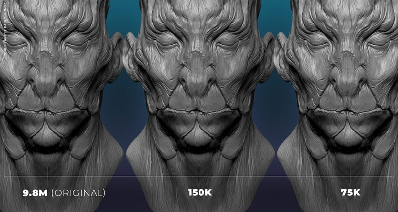 ZBrush Core 2018 released - CGPress