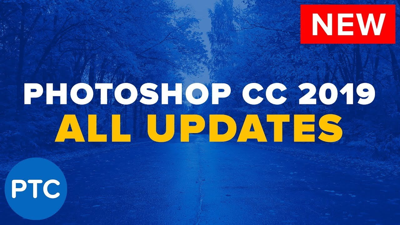 what s new in photoshop cc 2019 tutorial   cgpress