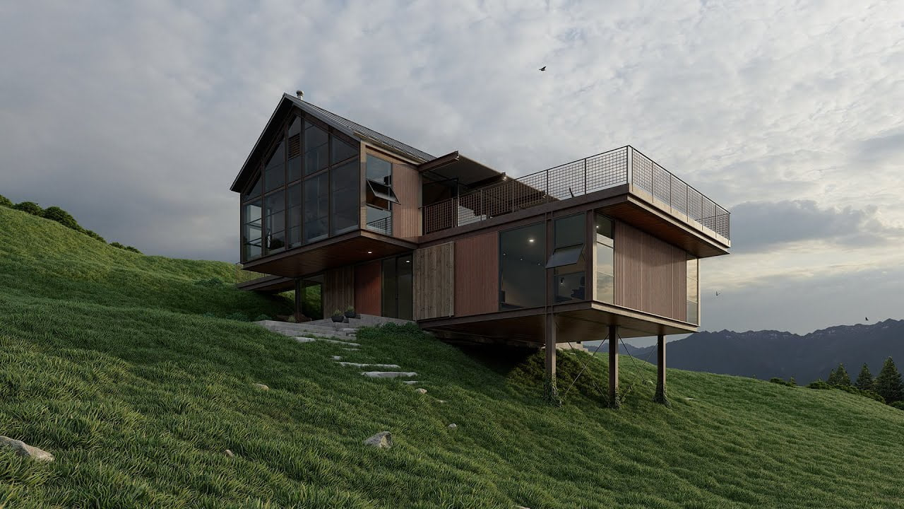 Lumion 9 released cgpress - Exterior cladding cost comparison ...
