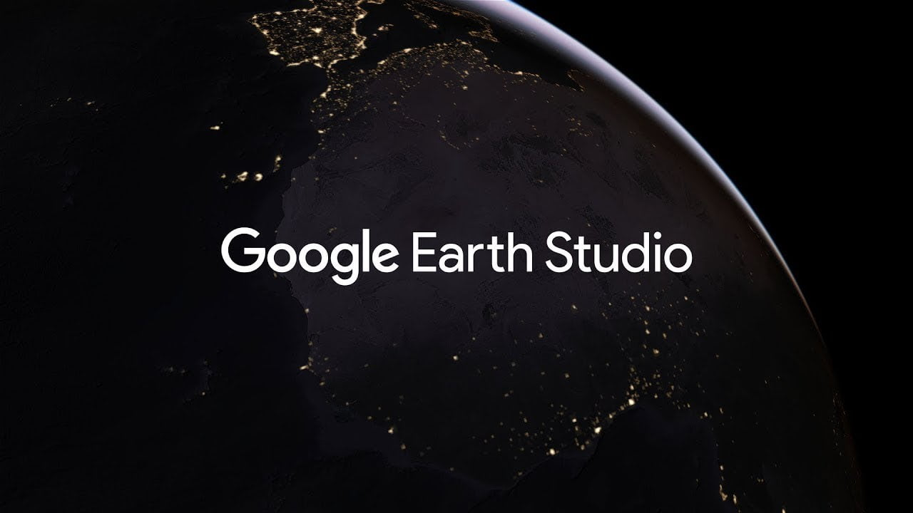 Google Earth Studio Keyframe Animations Using Google Earth Cgpress